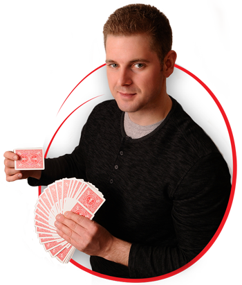 Josh McVicar - Magician Card Tricks
