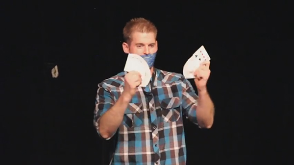 Performing Comedy Magic