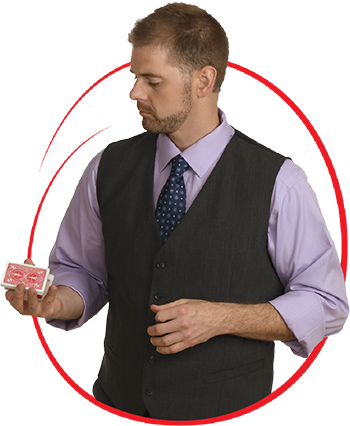 Magician - Magic Tricks - Josh McVicar - Entertainment